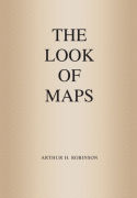 Click image for a larger image of The Look of Maps cover